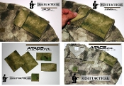 0241 Tactical A-TACS FG TRU-Style Uniform Pocket Covers | Tactical-Kit