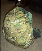 0241 Tactical Multicam Backpack Cover | Tactical-Kit