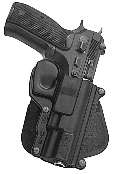 Fobus Cz 75 Holster Tactical Kit