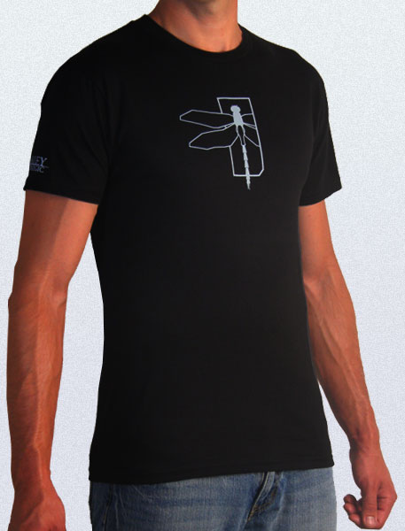 Haley Strategic Dragonfly Tee Black