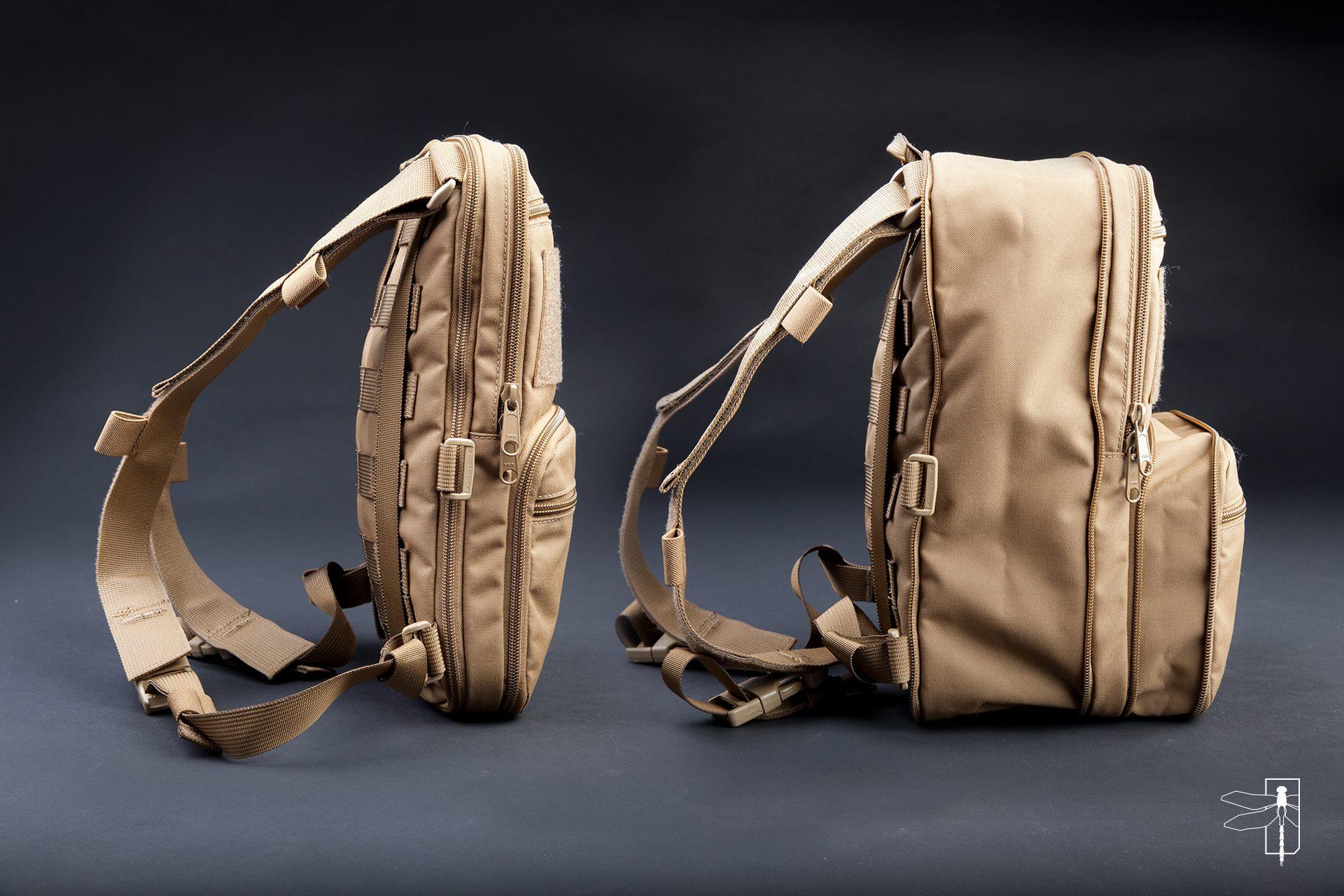 Haley Strategic Flatpack Expandable Compact Assault Pack