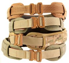 HSGI Slim Suregrip Padded Belt