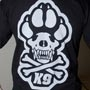 Mil-Spec Monkey K9 T-shirt - Black