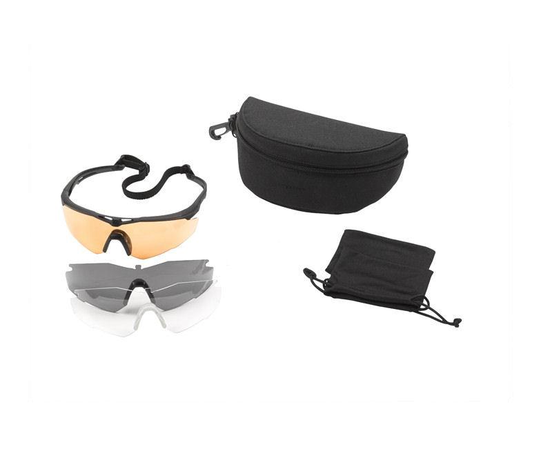 revision stingerhawk eyeshield shooter kit 3 lenses reg fit