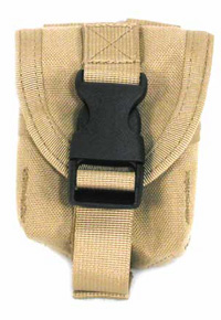 Blackhawk STRIKE Single Frag Grenade Pouch 37CL12 | Tactical-Kit