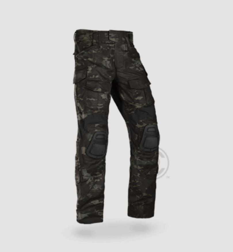 G3 Combat Pants Multicam Black Crye Precision 34 Long
