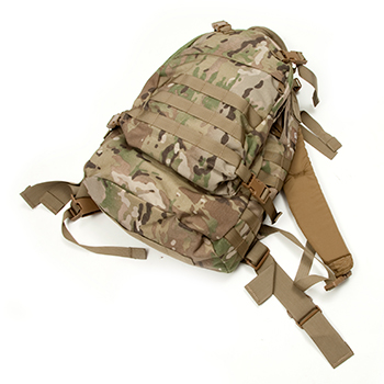 This pack was built specially to meet special operation forces requirements  but designed to outlast the standard issued pack. 7f5be63b8