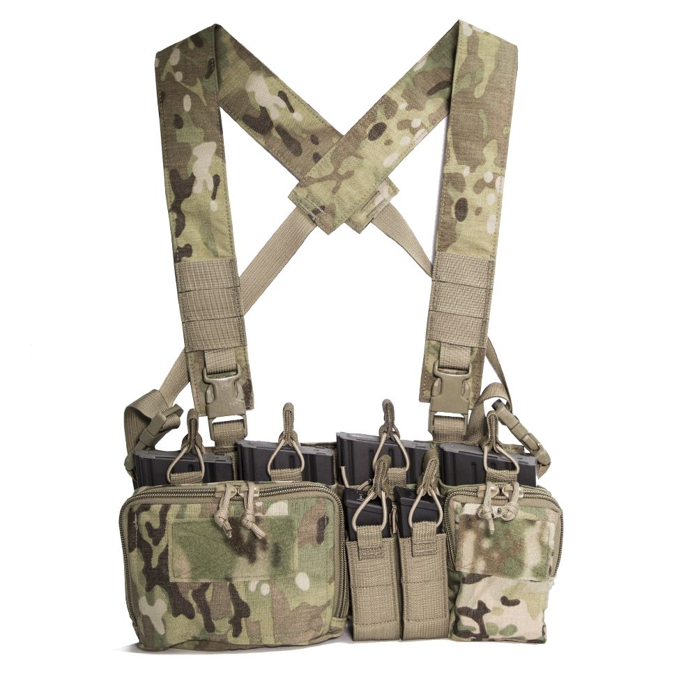 Haley Strategic Disruptive Environts HEAVY Harness Chest Rig