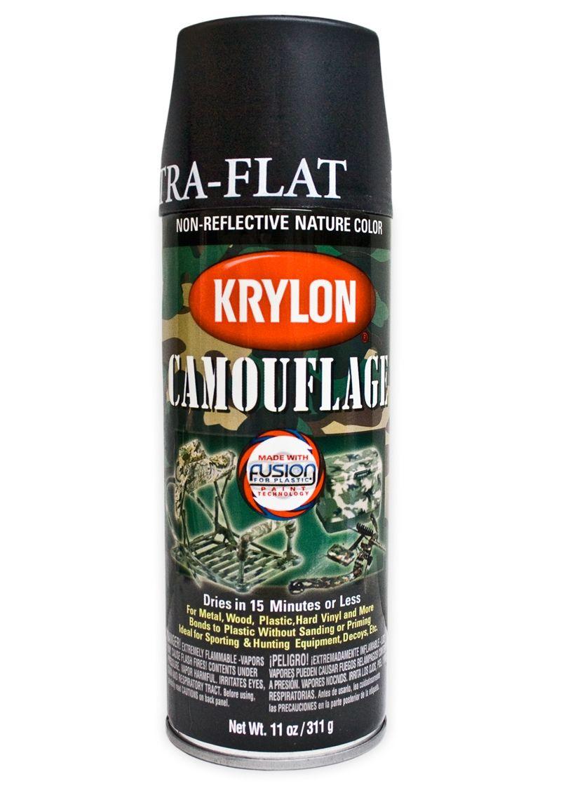 Krylon Black Spray Paint