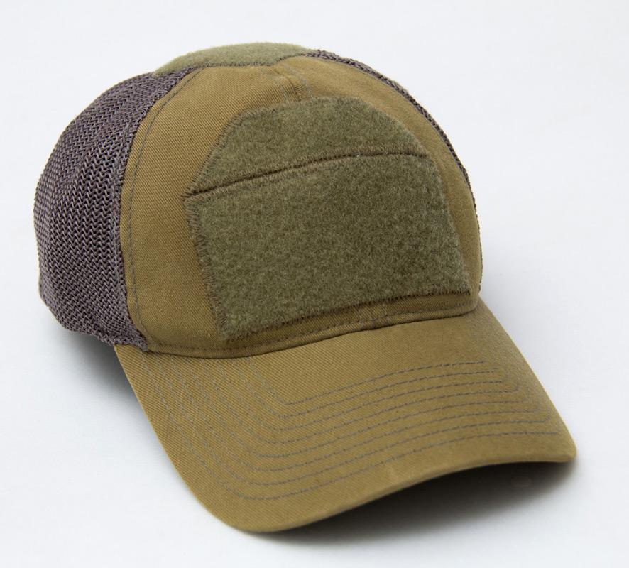 MSM CG-Hat Mesh RAW Cap | Tactical-Kit