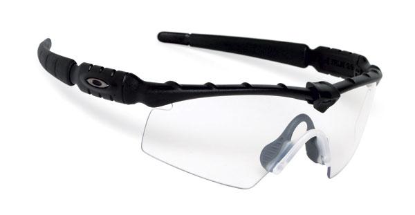 91c56f1581e Oakley SI Ballistic M Frame 2.0 Strike Black Frame W Clear lens 11 ...