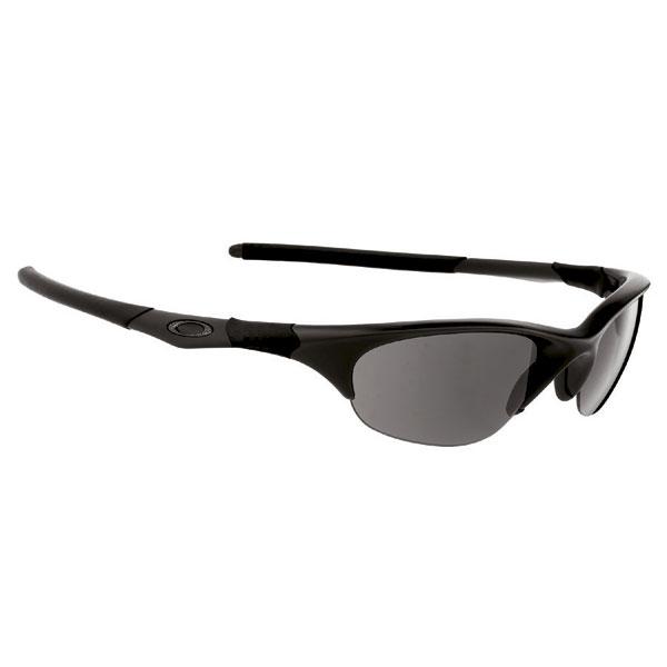 4b564a27e20 Oakley SI Half Jacket Black frame W Grey Lens 11-074