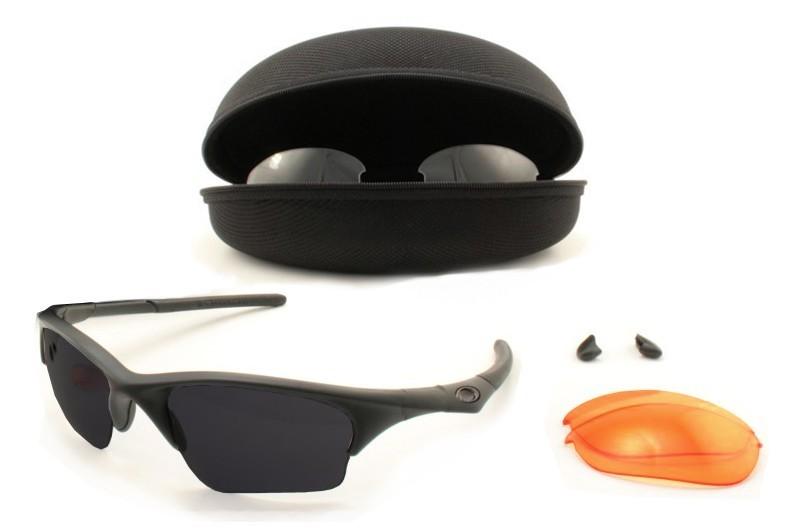 20283f02c80d1 Oakley SI Half Jacket XLJ Black frame Array Set 11-019
