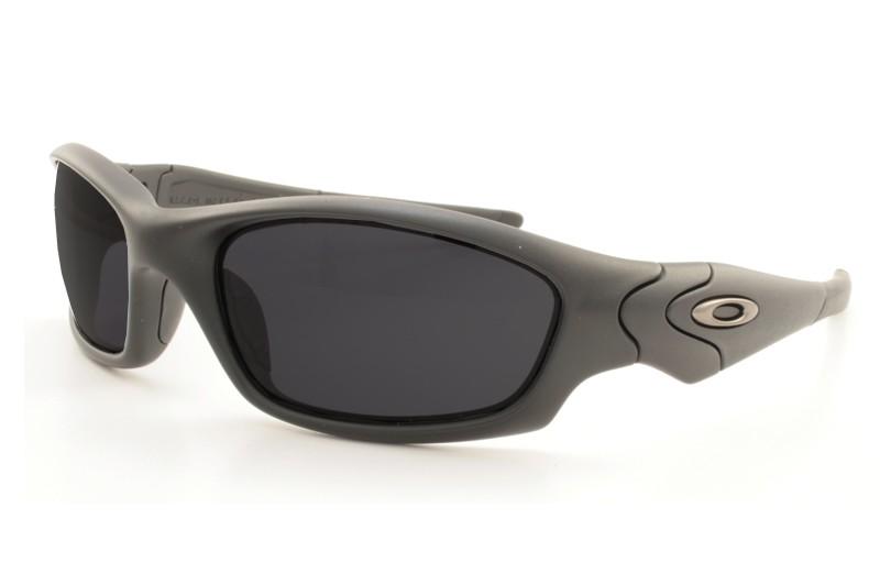 c70bfe9fa47 Oakley SI Straight Jacket Black frame W Grey Lens