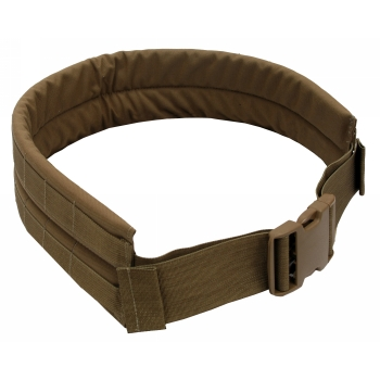 Tactical Tailor Modular Padded Belt adds additional space for mounting  pouches or other Molle style gear. Ideal for when you may need to drop your  vest but ... 0e4df1fa81f