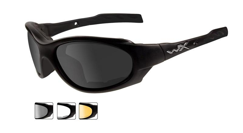 950df85ded Wiley X XL-1 Advanced 3 Lens Tactical Glasses
